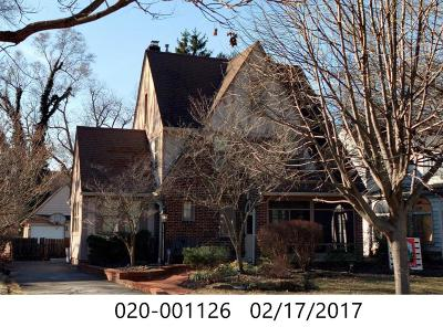 Columbus Single Family Home Contingent Finance And Inspect: 235 N Remington Road