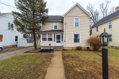 Delaware Single Family Home Contingent Finance And Inspect: 63 Columbus Avenue