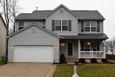 Marysville Single Family Home Contingent Finance And Inspect: 631 Quail Hollow Drive S