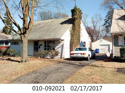 Columbus Single Family Home For Sale: 70 N Chesterfield Road
