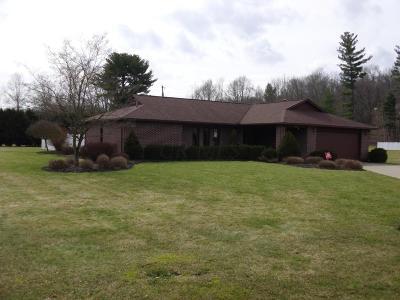 Newark Single Family Home For Sale: 1201 Meyers Drive