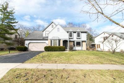 Dublin OH Single Family Home Contingent Finance And Inspect: $359,900