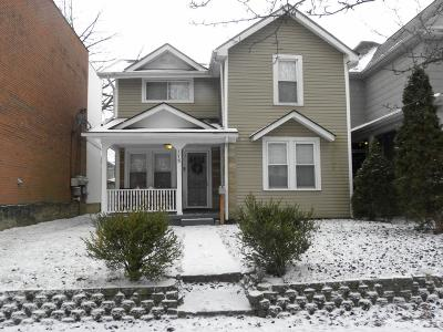 Columbus Single Family Home Contingent Finance And Inspect: 175 E Mithoff Street