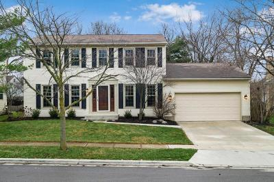 Columbus Single Family Home For Sale: 1256 Cross Country Drive