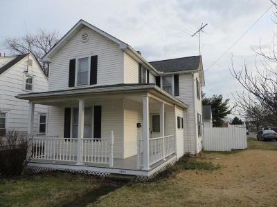 Lancaster Single Family Home Contingent Finance And Inspect: 1230 W Fair Avenue