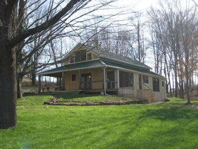 Mount Vernon OH Single Family Home For Sale: $329,000