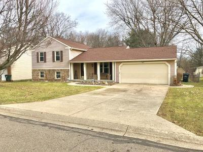 Thornville Single Family Home For Sale: 112 Craig Drive