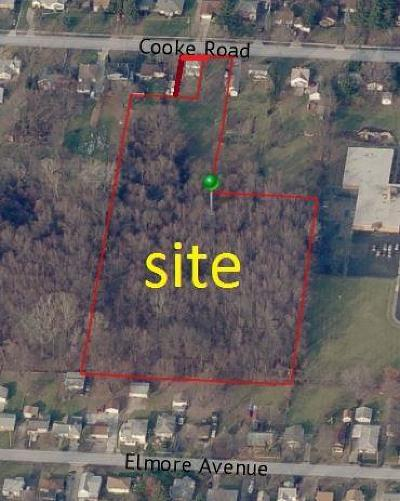 Columbus Residential Lots & Land For Sale: 1873 E Cooke Road
