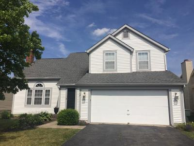 Columbus Single Family Home For Sale: 1156 Wexford Green Boulevard