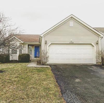 Reynoldsburg Single Family Home For Sale: 7308 Havencroft Drive