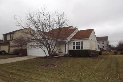 Reynoldsburg Single Family Home For Sale: 9275 Ridgeline Drive