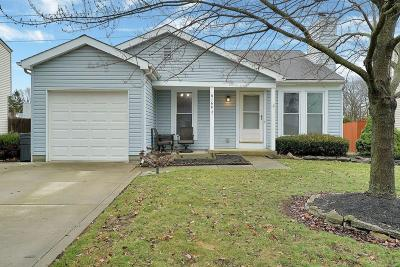 Dublin OH Single Family Home For Sale: $189,900