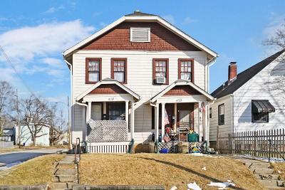 Columbus Single Family Home For Sale: 418-420 S Terrace Avenue
