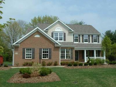 Single Family Home For Sale: 1569 Somerford Drive