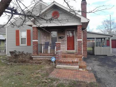 Columbus Single Family Home For Sale: 64 S Weyant Avenue