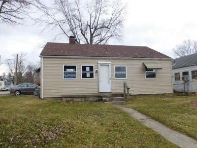 Columbus Single Family Home For Sale: 2640 Howey Road