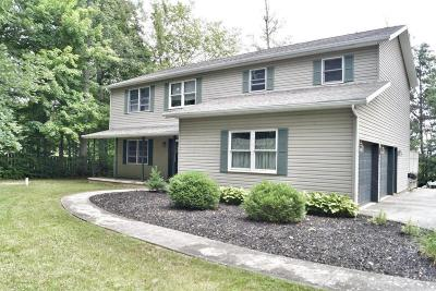Union County Single Family Home For Sale: 13976 State Route 38