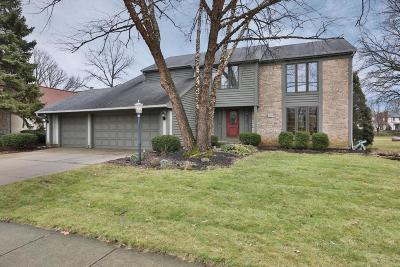 Columbus OH Single Family Home For Sale: $350,000