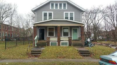 Columbus Multi Family Home For Sale: 1449-1451 N 4th Street
