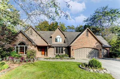 Westerville Single Family Home For Sale: 942 Woodsedge Lane