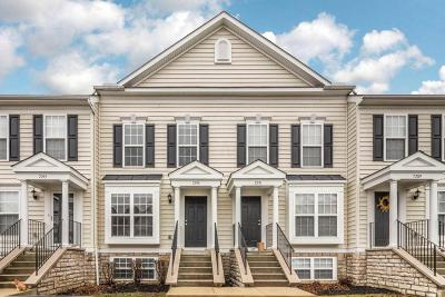 New Albany Condo Contingent Finance And Inspect: 7293 Billy Goat Drive