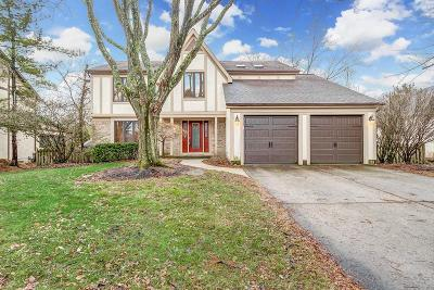 Westerville Single Family Home For Sale: 5463 Eaglesnest Drive