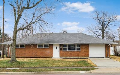Reynoldsburg Single Family Home For Sale: 1367 Rosehill Road