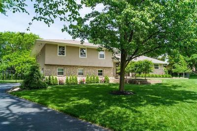 Upper Arlington Single Family Home Contingent Finance And Inspect: 3852 Waldo Place