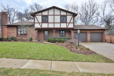 Worthington Single Family Home Contingent Finance And Inspect: 455 Olenwood Avenue