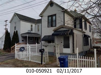Columbus Single Family Home For Sale: 1236 S 17th Street