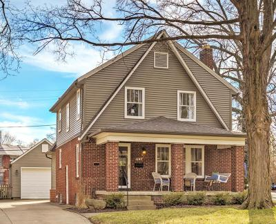 Columbus Single Family Home For Sale: 1187 Parkway Drive