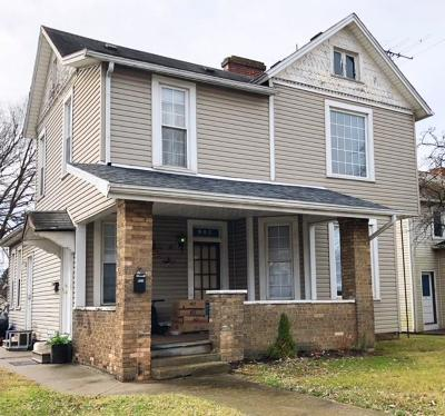 Franklin County, Delaware County, Fairfield County, Hocking County, Licking County, Madison County, Morrow County, Perry County, Pickaway County, Union County Multi Family Home For Sale: 662 E Main Street