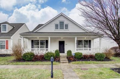 Westerville Single Family Home Sold: 6102 Witherspoon Way