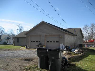 Franklin County, Delaware County, Fairfield County, Hocking County, Licking County, Madison County, Morrow County, Perry County, Pickaway County, Union County Single Family Home For Sale: 255 East Street