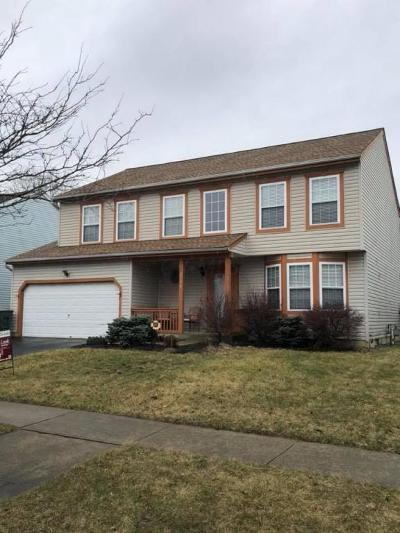 Franklin County, Delaware County, Fairfield County, Hocking County, Licking County, Madison County, Morrow County, Perry County, Pickaway County, Union County Single Family Home For Sale: 2774 Wallcrest Boulevard