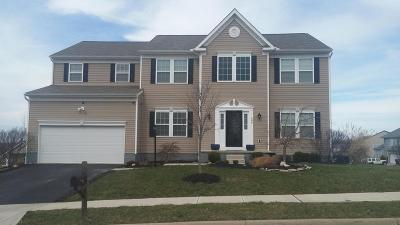 Lithopolis Single Family Home Contingent Finance And Inspect: 400 Westview Terrace