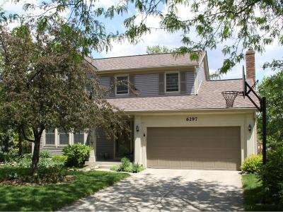 Dublin Single Family Home Contingent Finance And Inspect: 6297 Ottawa Place