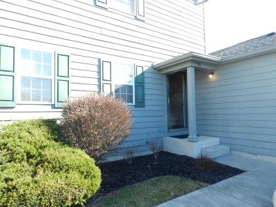 Lewis Center Condo Contingent Finance And Inspect: 716 Parkbluff Way