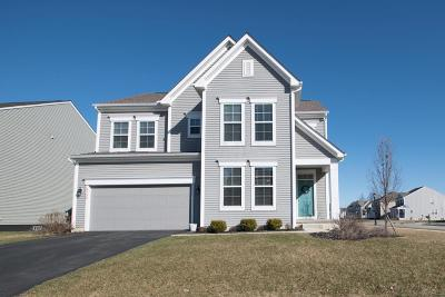 Hilliard Single Family Home Contingent Finance And Inspect: 6138 Longwood Drive