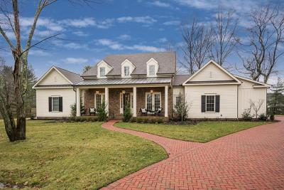 New Albany Single Family Home Contingent Finance And Inspect: 13 Pickett Place