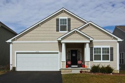 Single Family Home For Sale: 2136 Tournament Way