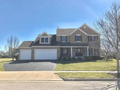 Hilliard Single Family Home Contingent Finance And Inspect: 6157 Ryan Woods Way
