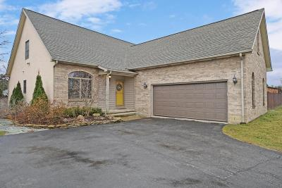 Hilliard Single Family Home Contingent Finance And Inspect: 2900 Hilliard Rome Road