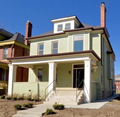 Columbus Single Family Home Contingent Finance And Inspect: 1424 Eastwood Avenue