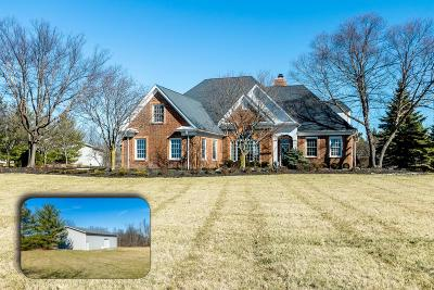 Union County Single Family Home Contingent Finance And Inspect: 17900 Boerger Road