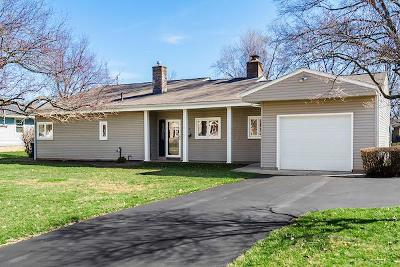 Upper Arlington Single Family Home Contingent Finance And Inspect: 3354 Redding Road