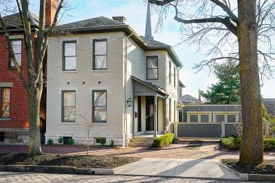 Single Family Home For Sale: 684 City Park Avenue
