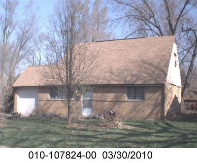Columbus Single Family Home For Sale: 3810 Roswell Drive