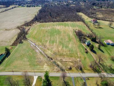 Pickerington Residential Lots & Land Contingent Finance And Inspect: 425 Stemen Road