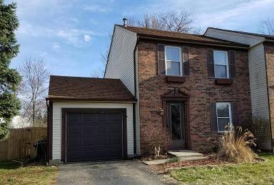 Westerville Single Family Home Contingent Finance And Inspect: 6070 Sunlawn Drive